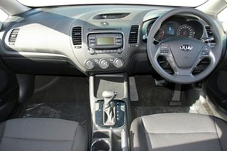 2018 Kia Cerato YD MY18 S Temptation Red 6 Speed Sports Automatic Sedan.