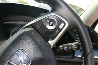 2018 Honda Civic 10th Gen MY18 VTi-L Blue 1 Speed Constant Variable Sedan