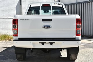 2017 Ford Ranger PX MkII MY18 XL Super Cab Cool White 6 Speed Manual Utility
