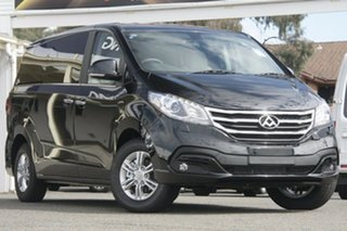 2020 LDV G10 SV7A Executive Grey Metallic 6 Speed Sports Automatic Wagon.