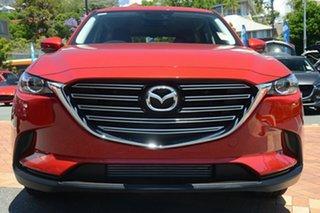 2020 Mazda CX-9 TC Touring SKYACTIV-Drive Soul Red 6 Speed Sports Automatic Wagon