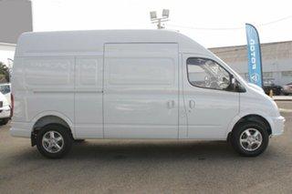 2020 LDV V80 MY19 High Roof LWB Blanc White 6 Speed Automated Manual Van