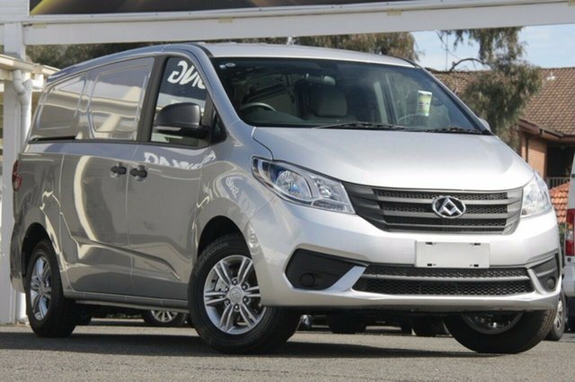 New LDV G10 SV7C , 2019 LDV G10 SV7C Silver 6 Speed Automatic Van