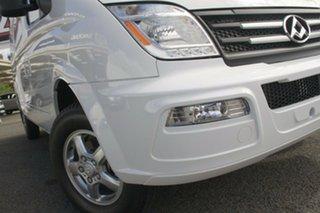 2020 LDV V80 MY19 High Roof LWB Blanc White 6 Speed Automated Manual Van.