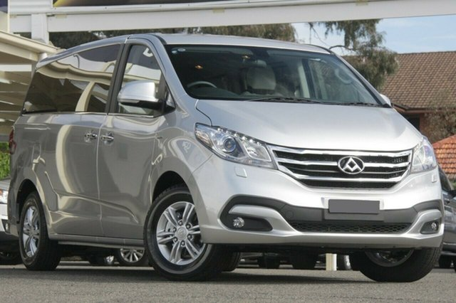 New LDV G10 SV7A , 2018 LDV G10 SV7A Aurora Silver 6 Speed Sports Automatic Wagon