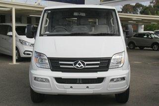 2020 LDV V80 MY19 Low Roof SWB Blanc White 6 Speed Manual Van
