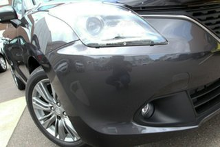 2019 Suzuki Baleno MY16 GLX Turbo Premium Silver 6 Speed Automatic Hatchback.