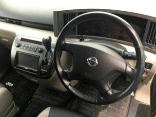 2003 Nissan Elgrand E51 Highway Star Black 5 Speed Wagon