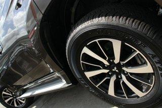 2018 Mitsubishi Pajero Sport MY18 GLS (4x4) 7 Seat Deep Bronze 8 Speed Automatic Wagon