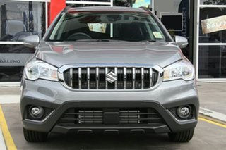 2020 Suzuki S-Cross JY Turbo Galactic Grey 6 Speed Sports Automatic Hatchback