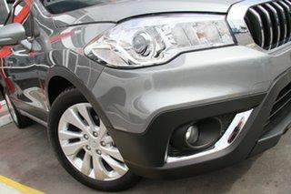2021 Suzuki S-Cross JY Turbo Grey 6 Speed Sports Automatic Hatchback.