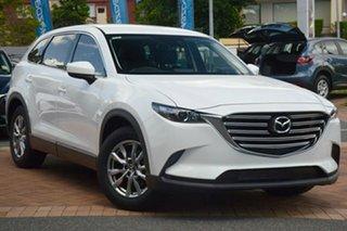 2020 Mazda CX-9 TC Touring SKYACTIV-Drive White 6 Speed Sports Automatic Wagon.