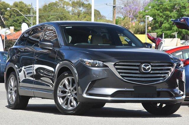 New Mazda CX-9 TC GT SKYACTIV-Drive, 2019 Mazda CX-9 TC GT SKYACTIV-Drive Machine Grey 6 Speed Sports Automatic Wagon