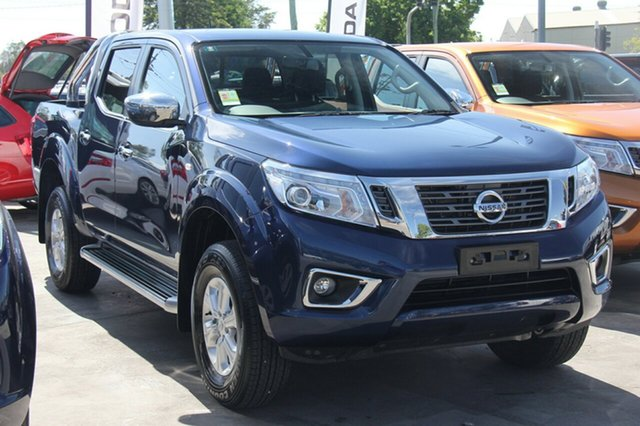New Nissan Navara D23 S3 ST, 2019 Nissan Navara D23 S3 ST Deep Sapphire 7 Speed Sports Automatic Utility