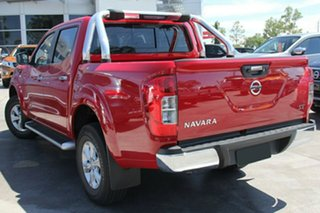 2018 Nissan Navara D23 S3 ST Burning Red 7 Speed Sports Automatic Utility.