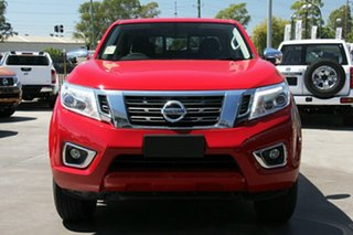 2018 Nissan Navara D23 S3 ST Burning Red 7 Speed Sports Automatic Utility