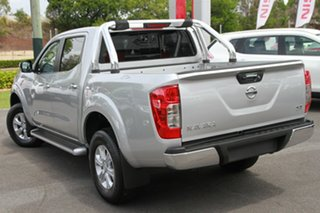 2019 Nissan Navara D23 SERIES III ST (4x4) Silver 7 Speed Automatic Dual Cab Pick-up.