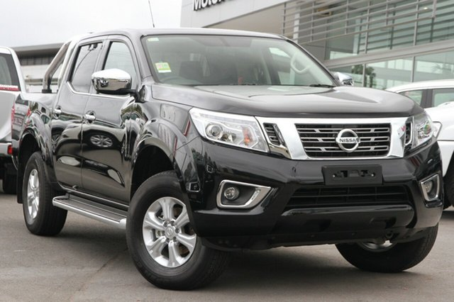 New Nissan Navara D23 S3 ST, 2018 Nissan Navara D23 S3 ST Cosmic Black 7 Speed Sports Automatic Utility