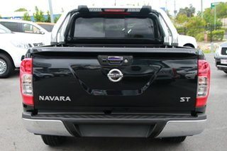 2019 Nissan Navara D23 S3 ST 4x2 Cosmic Black 7 Speed Sports Automatic Utility