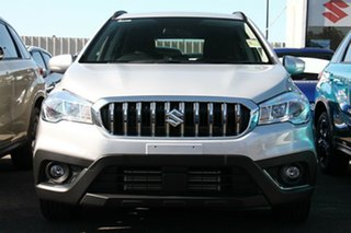 2019 Suzuki S-Cross JY Turbo Silver 6 Speed Sports Automatic Hatchback