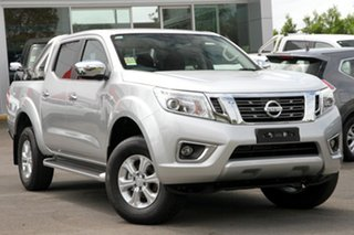 2018 Nissan Navara D23 S3 ST Brilliant Silver 6 Speed Manual Utility.