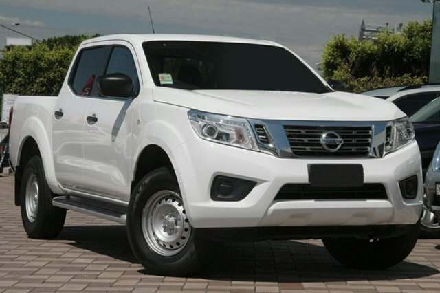 New Nissan Navara D23 S4 MY20 SL, 2020 Nissan Navara D23 S4 MY20 SL Polar White 7 Speed Sports Automatic Utility