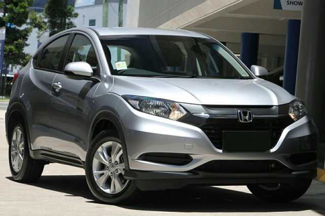 New Honda HR-V MY19 VTi, 2019 Honda HR-V MY19 VTi Lunar Silver 1 Speed Constant Variable Hatchback
