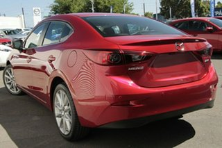 2018 Mazda 3 BN5236 SP25 SKYACTIV-MT Soul Red 6 Speed Manual Sedan.