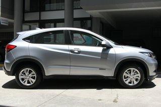 2019 Honda HR-V MY19 VTi Lunar Silver 1 Speed Constant Variable Hatchback.