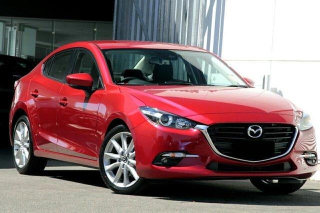 New Mazda 3 BN5236 SP25 SKYACTIV-MT, 2018 Mazda 3 BN5236 SP25 SKYACTIV-MT Soul Red 6 Speed Manual Sedan
