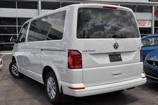 2018 Volkswagen Multivan T6 MY18 TDI340 SWB DSG Comfortline Candy White 7 Speed.
