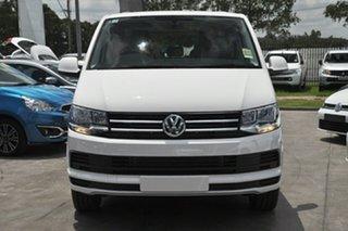 2018 Volkswagen Multivan T6 MY18 TDI340 SWB DSG Comfortline Candy White 7 Speed