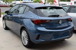 2019 Holden Astra BK MY19 R Darkmoon Blue 6 Speed Sports Automatic Hatchback.