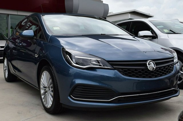 New Holden Astra BK MY19 R, 2019 Holden Astra BK MY19 R Darkmoon Blue 6 Speed Sports Automatic Hatchback