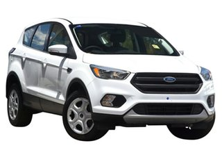 2017 Ford Escape ZG Ambiente AWD Frozen White 6 Speed Sports Automatic Wagon.
