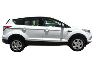 2017 Ford Escape ZG Ambiente AWD Frozen White 6 Speed Sports Automatic Wagon