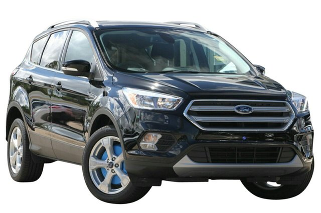 New Ford Escape ZG Trend 2WD, 2017 Ford Escape ZG Trend 2WD Shadow Black 6 Speed Sports Automatic Wagon