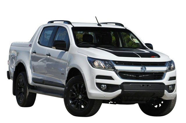 New Holden Colorado RG MY20 Z71 Pickup Crew Cab, 2020 Holden Colorado RG MY20 Z71 Pickup Crew Cab Summit White 6 Speed Sports Automatic Utility