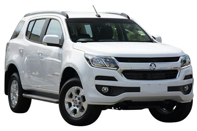 New Holden Trailblazer RG MY20 LT (4x4), 2019 Holden Trailblazer RG MY20 LT (4x4) Summit White 6 Speed Automatic Wagon