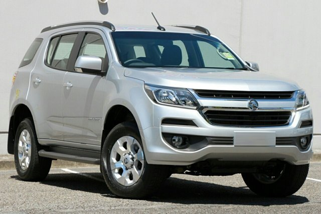 New Holden Trailblazer RG MY20 LT, 2019 Holden Trailblazer RG MY20 LT Silver 6 Speed Sports Automatic Wagon