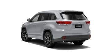 2019 Toyota Kluger GSU50R GXL 2WD Silver 8 Speed Sports Automatic Wagon