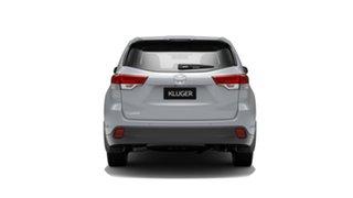 2019 Toyota Kluger GSU55R GX AWD Silver 8 Speed Sports Automatic Wagon