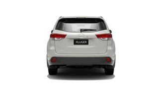 2019 Toyota Kluger GSU50R GXL 2WD Crystal Pearl 8 Speed Sports Automatic Wagon