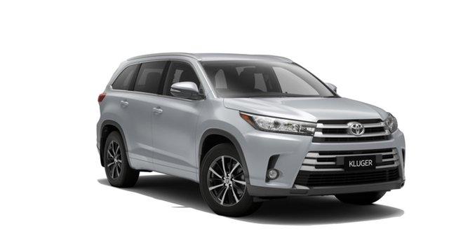 New Toyota Kluger GSU50R GXL 2WD Oakleigh, 2019 Toyota Kluger GSU50R GXL 2WD Silver 8 Speed Sports Automatic Wagon