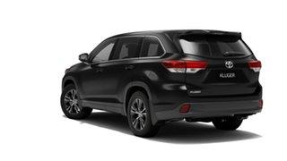 2018 Toyota Kluger GSU55R GX (4x4) Eclipse Black 8 Speed Automatic Wagon