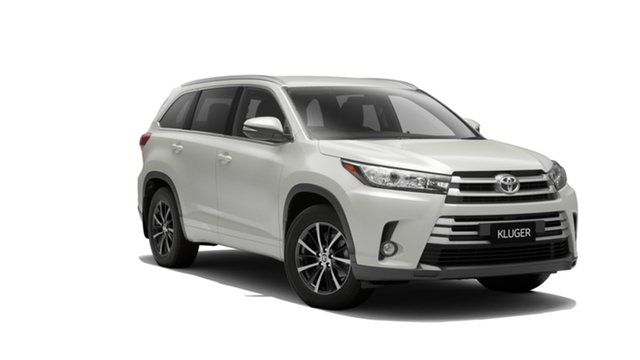New Toyota Kluger GSU50R GXL 2WD Oakleigh, 2019 Toyota Kluger GSU50R GXL 2WD Crystal Pearl 8 Speed Sports Automatic Wagon