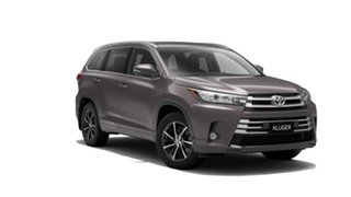 2019 Toyota Kluger GSU50R GXL 2WD Predawn Grey 8 Speed Sports Automatic Wagon.