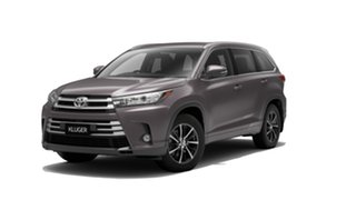 2019 Toyota Kluger GSU50R GXL 2WD Predawn Grey 8 Speed Sports Automatic Wagon
