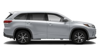 2019 Toyota Kluger GSU50R GXL 2WD Silver 8 Speed Sports Automatic Wagon.
