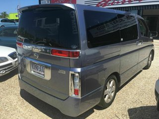 2002 Nissan Elgrand E51 Highway Star Blue 5 Speed Automatic Wagon